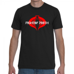 The Fightin' 788th Cobra Logo T-Shirt image