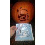 Reusable Pumpkin Stencils image