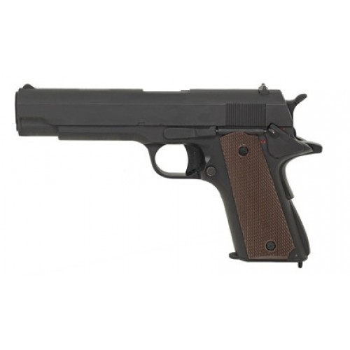 CM123 AEP Electric Airsoft 1911 Pistol w/ Battery and Charger image