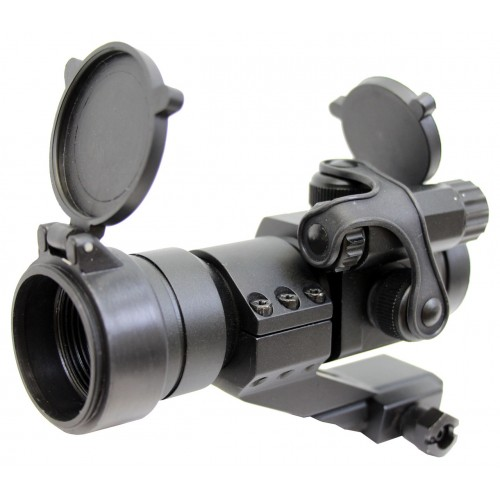 AMP Tactical Military Red/Green Dot Sight w/ Cantilever Mount (Brand: )