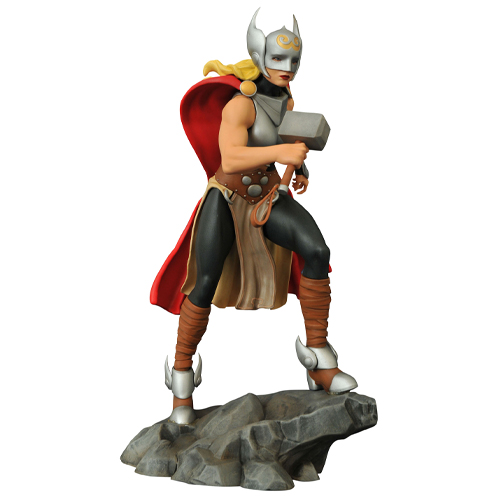 Femme Fatales PVC Statue - Lady Thor (Brand: )