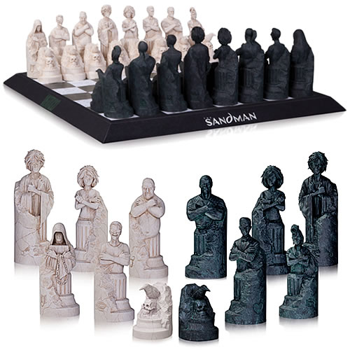 Sandman Chess Set