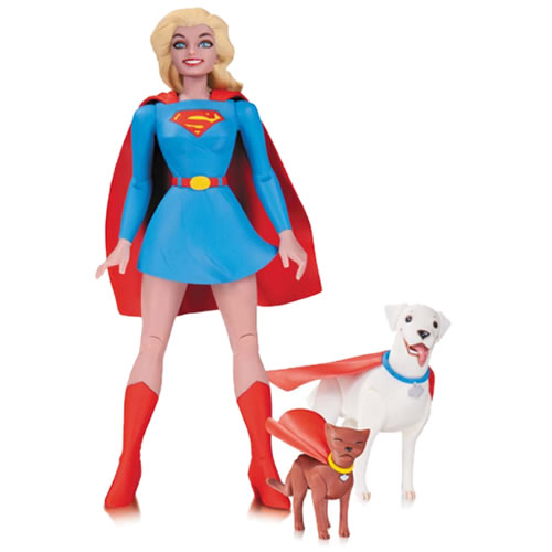 DC Comics Designer Action Figures Darwyn Cooke Series 1 - Supergirl (Brand: )