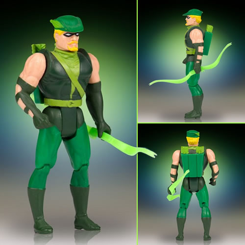 "DC 12"" Super Powers Collection Vintage Jumbo Figures - Green Arrow"