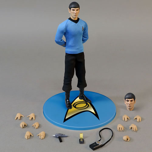 One:12 Collective Figures - Star Trek TOS Spock Figure (Brand: )