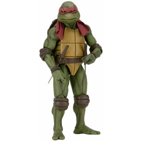 TMNT 1/4th Scale Figures - Raphael 1990 Movie Version