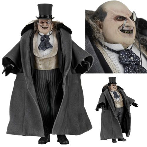 Batman 1/4 Scale Figures - Batman Returns Mayoral Penguin (Danny Devito) (Brand: )