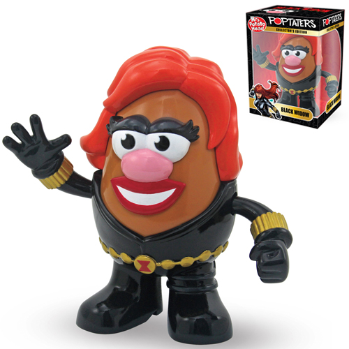 Mr Potato Head - Marvel Comics - Black Widow (Brand: )