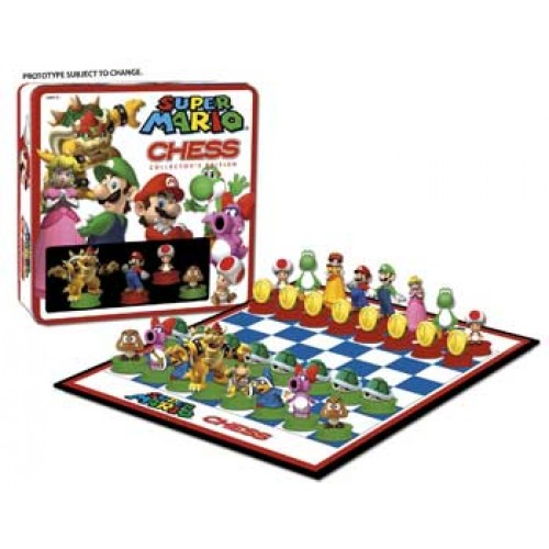 Chess - Super Mario Bros.