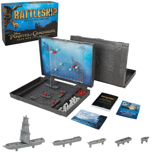 Battleship - Pirates Of The Caribbean Dead Men Tell No Tales Edition