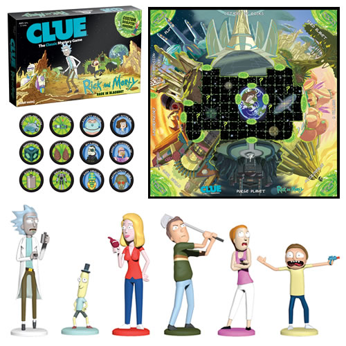 Clue - Rick And Morty