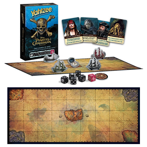 Yahtzee - Pirates Of The Caribbean (Battle Yahtzee)