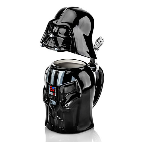 Drinkwear & Mugs - Star Wars - Darth Vader Stein (Brand: )