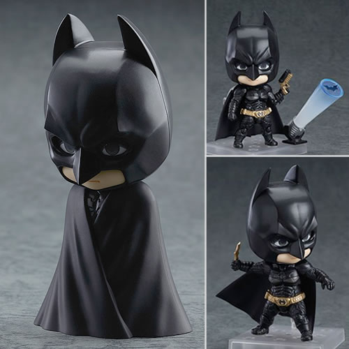 Nenodroid Figures - DC - The Dark Knight Rises Heros Edition Batman (Brand: )