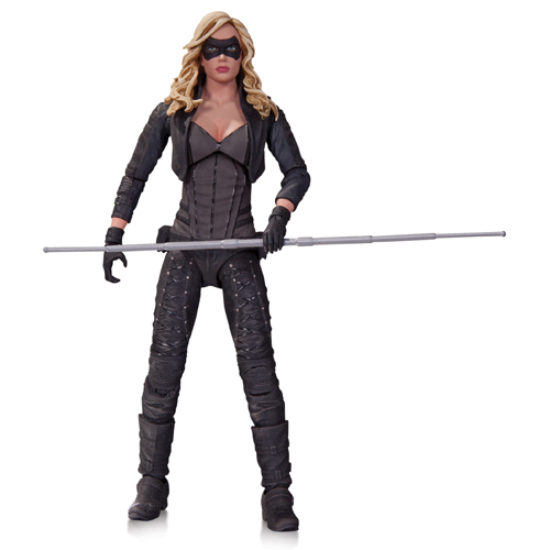 Arrow Figures - Black Canary image