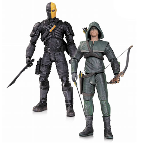 Arrow Figures - Oliver Queen & Deathstroke 2-Pack (Brand: )