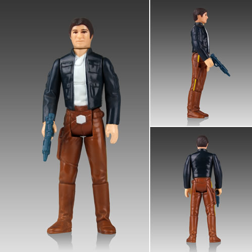 Kenner 12'' Star Wars Figure - Han Solo Bespin Outfit Version (Brand: Gentle Giant)