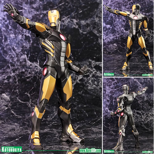 Marvel ArtFX+ Statue - Iron Man Marvel Avengers Now (Brand: Kotobukiya)