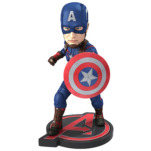 Marvel Avengers 2 Age Of Ultron Movie Headknocker Extreme - Captain America image