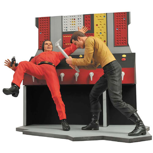 Star Trek Select - Kirk Action Figure (Brand: )