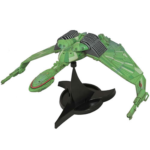 Star Trek Starship - Electronic Klingon Bird Of Prey Ship (Brand: )