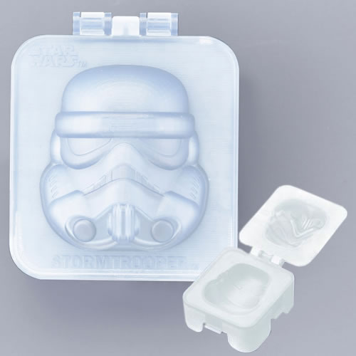 Boiled Egg Shapers - Star Wars - Stormtrooper (Brand: Kotobukiya)