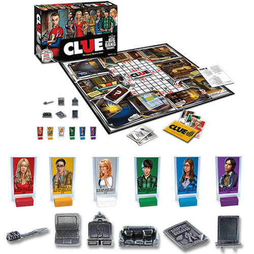 Clue - The Big Bang Theory (Brand: )