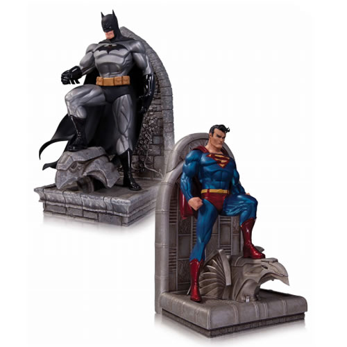 DC Bookends - Superman And Batman Bookends (Brand: )