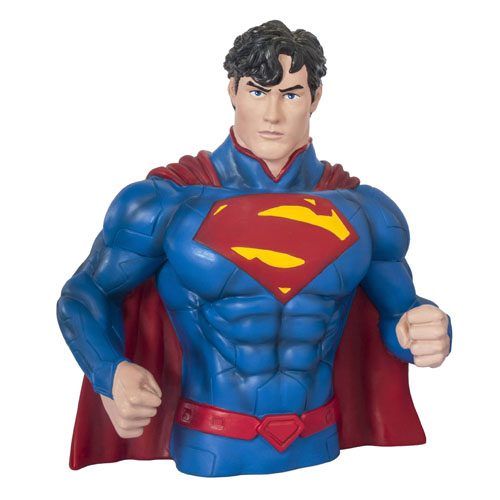 DC Bust Bank - New 52 Superman Exclusive (Brand: )