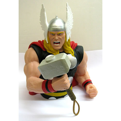 Marvel Bank - Thor Bust (Brand: )