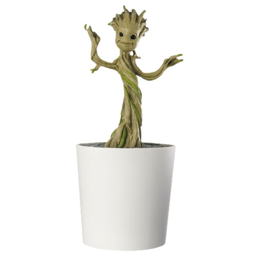 Marvel Banks - Marvel Heroes Guardians Of The Galaxy Baby Groot Figural Bank (Brand: )