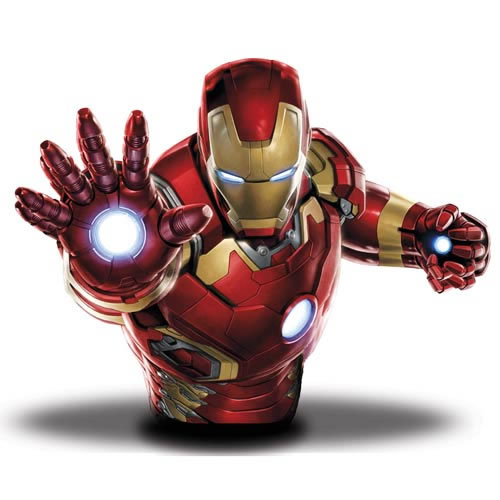 Marvel Bust Banks - Avengers 2 Age Of Ultron Movie - Iron Man (Brand: )