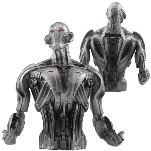 Marvel Bust Banks - Avengers 2 Age Of Ultron Movie - Ultron Bust Bank (Brand: )